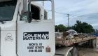 Coleman Materials Truck