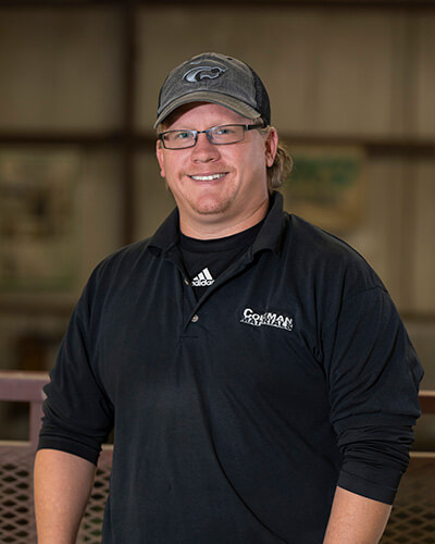 D.J. Kirkpatrick - Production Manager