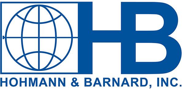 Hohmann & Barnard Logo