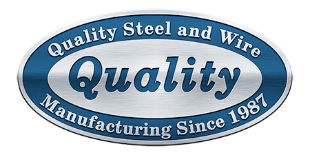 Quality Steel and Wire Logo