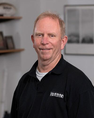 Roger Wilkerson - Sales